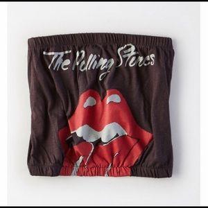 Rolling Stones tub top